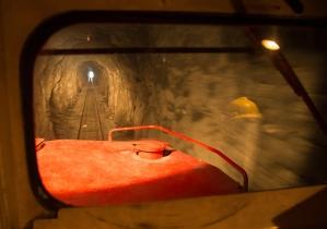 Tunnel #1