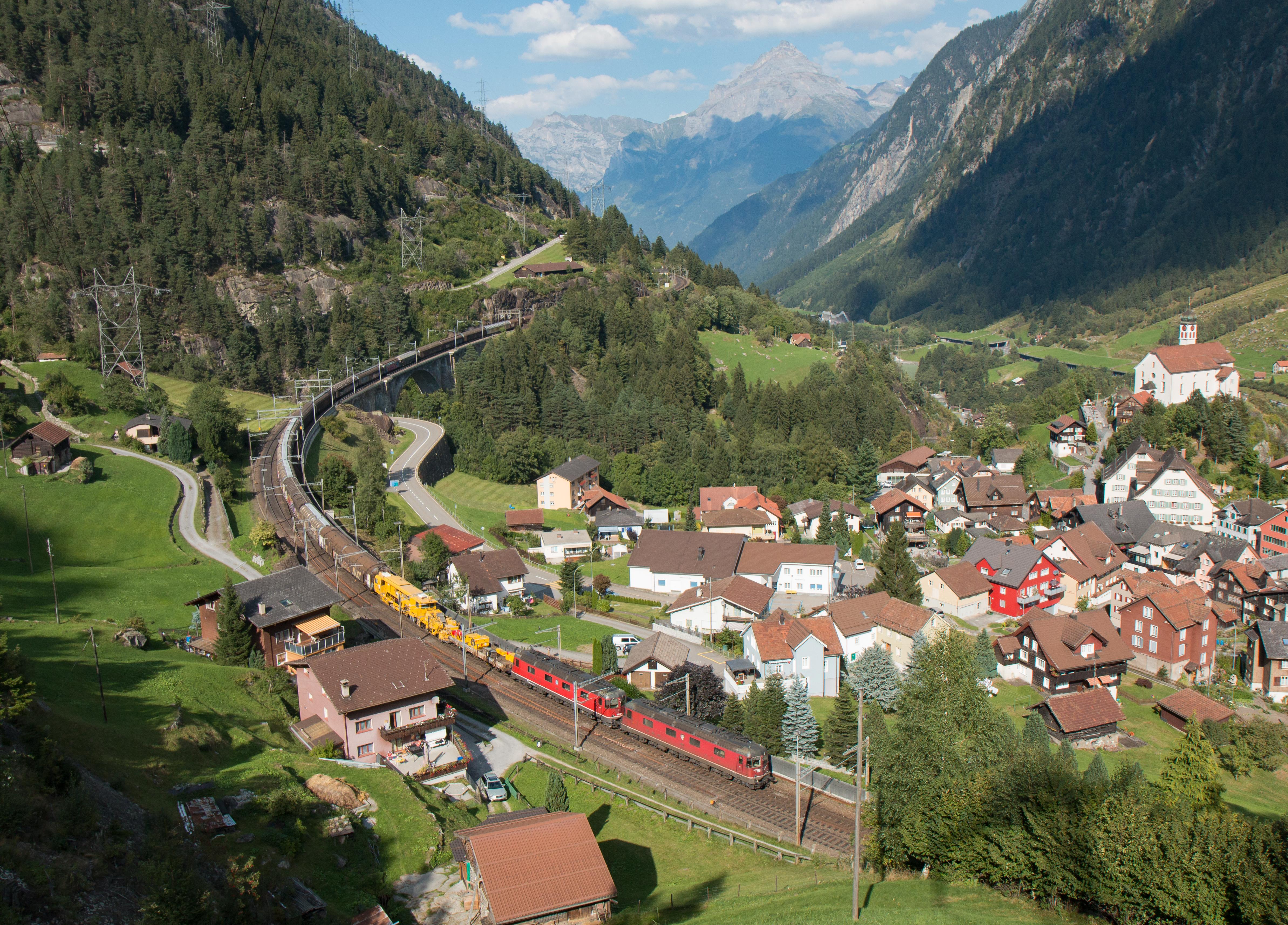Wassen Switzerland
